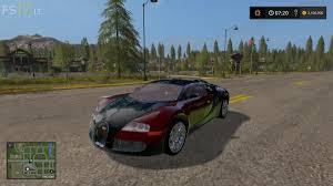 bugatti veyron bugatti veyron v 1 0 u2013 fs17 mods