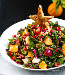 top 40 christmas salad recipes christmas celebrations