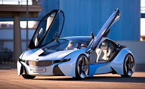 bmw concept i8 sportscar autocar blogspot com all new bmw i8 vision efficient