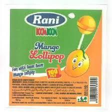 Mango Boom rani boom boom mango lollipop trademark quickcompany