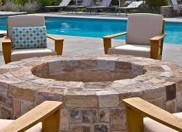Large Fire Pit Ring by 28 Large Fire Pit Ring Stone River 174 Steel 28 Quot Big