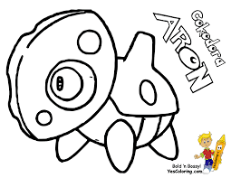 knockout pokemon coloring pictures slaking wailord free