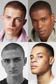 before and after hair styles of faces the complete guide to men s buzz cuts fashionbeans