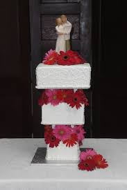 reverse stacked wedding cake cakecentral com