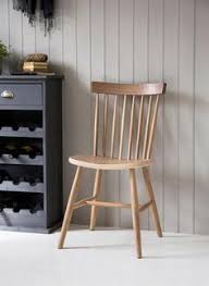 Oak Spindle Back Dining Chairs Our New Shaker Oak Spindle Back Chair Is An Up To Date Version Of