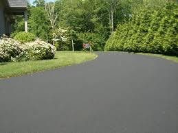 asphalt driveway landscaping ideas design and ideas