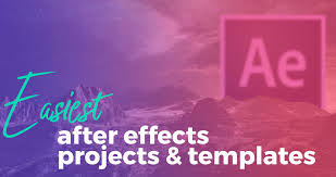 easy to edit adobe after effects templates envato forums