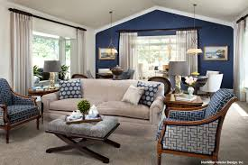 livingroom accent chairs 15 lovely living room designs with blue accents living room ideas