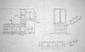 Bathroom Cabinet Plans Pricing A Bathroom Cabinet