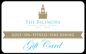 hotel gift card 5 hotel miami gift cards biltmore hotel coral gables