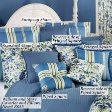 Blue King Size Comforter Sets Imperial Dress Comforter Bedding By Waverly