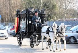 bianchi carrozze ravenna il funerale con carrozza e cavalli bianchi il resto