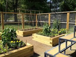 home decor beautiful raised bed garden designs gardening