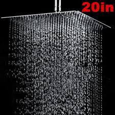 Shower Head In Ceiling by Large Shower Head Ebay