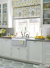 Window Treatment Ideas For Kitchens Creative Kitchen Window Treatment Ideas 2017