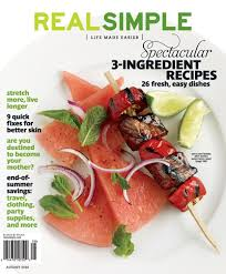 real simple magazine covers real real simple magazine ligaturenyc
