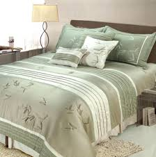 Green Duvets Covers Green Savannah Duvet Cover Sham Sage Cotton King Size Sage Duvet