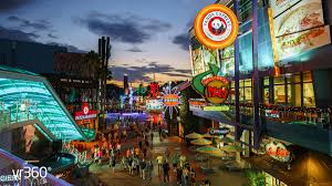 universal city walk halloween universal studios orlando now offering free parking after 6pm