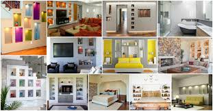 35 tremendous wall niche ideas