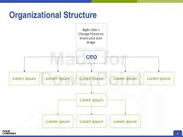 company structure template eliolera com