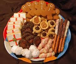 christmas cookie platter ideas christmas lights decoration
