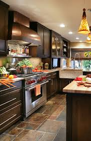 brown kitchen cabinets with backsplash 30 projects with kitchen cabinets home