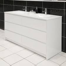 lush glass modern bathroom vanities at lowest prices