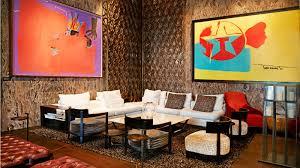 Livingroom Art by W South Beach Art Walk