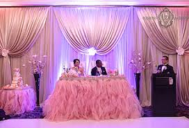 Wedding Decor Toronto Rentals