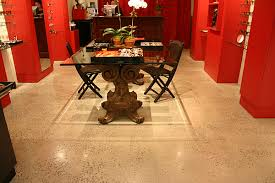 Dining Room Floor Kitchen Floor Pictures Designs And Photos For Concrete Kitchen Floors
