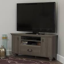Furniture Design For Tv Corner Amazon Com Noble Corner Tv Stand Fits Tvs Up To 55 U0027 U0027 Wide