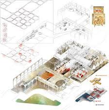 National Theatre Floor Plan Palm Nantawat Siritip Triple Faced Theatre Year4 2nd Semester
