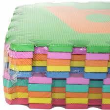 tappeti puzzle tappeto tappetino puzzle lettere 10 pezzi morbido dimensione