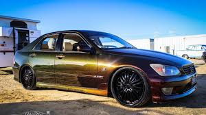 custom 2003 lexus is300 crazy 2jz lexus is200 at custom cars u0026 coffee youtube