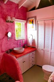 Red And Black Bathroom Ideas Pink And Black Bathroom Set Bathroom Black And Pink Accessories