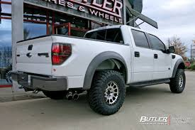 Ford Raptor Truck Tires - ford raptor with 17in method racing nv wheels exclusively from