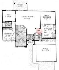 Monterra Floor Plans by Palo Verde Floorplan 1836 Sq Ft Sun City Grand 55places Com