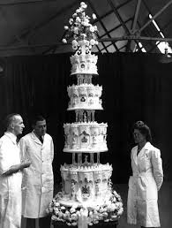 wedding cake history a slice of the past ancestors wedding cakes from descendants