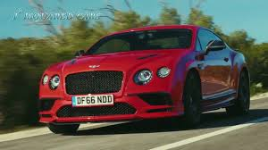 red bentley convertible 2018 bentley continental gt supersports convertible orange flame