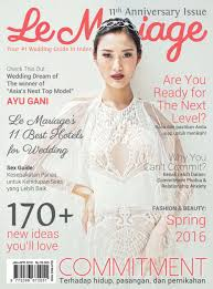 magazine mariage le mariage magazine january march 2016 scoop