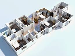 cafe interior design collections 3d plans idolza