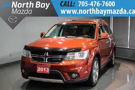 Dodge Journey Interior - pre owned 2013 dodge journey leather interior heated front seats