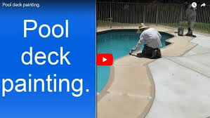 pool deck painting in phoenix scottsdale and surrounding cities