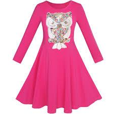 girls dress owl ice cream butterfly sequin everyday dress u2013 sunny