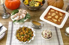 turn your thanksgiving buffet into a food display williams