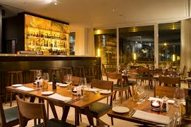 Ella Dining Room by Zeitraum Ella Restaurant U0026 Café Lenbachhaus Munich Interior