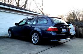 the search for a 5 series wagon ends bimmerfile