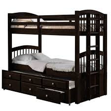 Cymax Bunk Beds Acme Storage Bunk Bed With Trundle In
