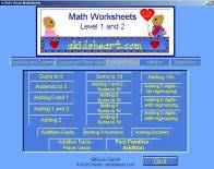 free teacher resources math worksheet generator