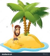 island emoji desert island clipart two people